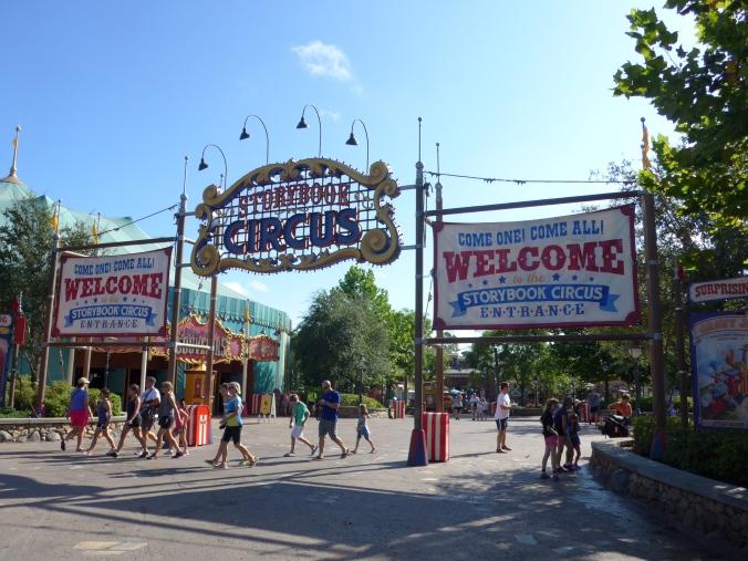 Magic Kingdom - Storybook Circus