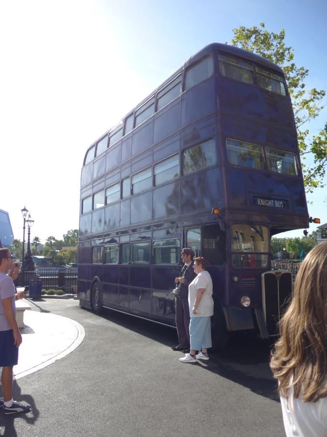 Magicobus à Universal Studios Orlando