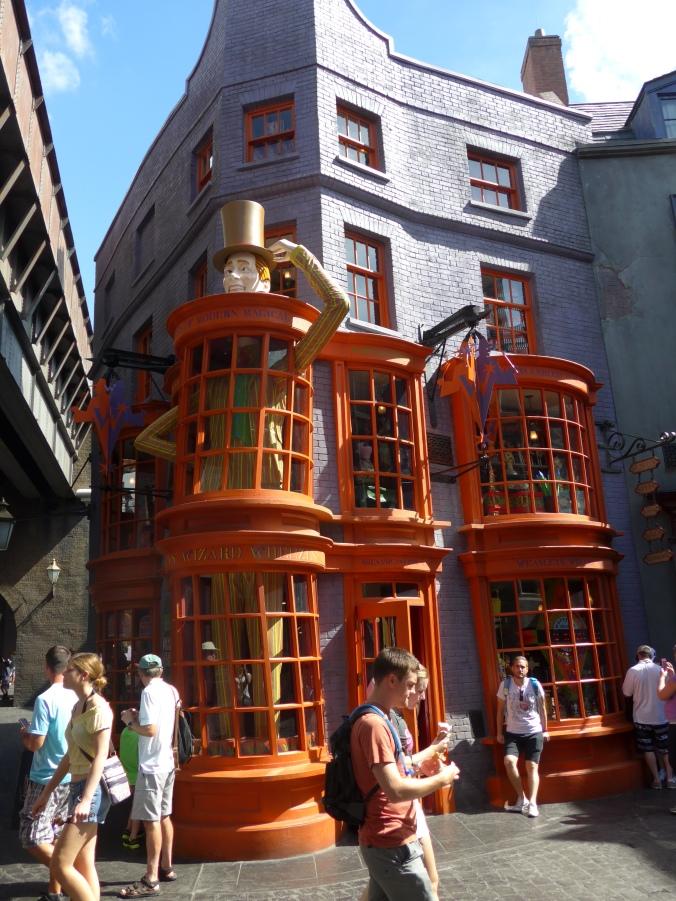 Boutique des frères Weasley - Universal Studios Orlando